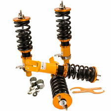 Racing Coilover Kit For Honda Civic 1988-1991 Acura Integra 90-93 Adj. Damper