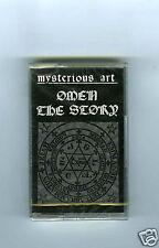 CASSETTE TAPE NEW MYSTERIOUS ART OMEN THE STORY