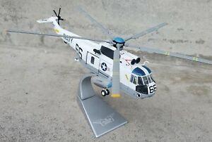 CORGI AA33402 SIKORSKY SEA KING HELICOPTER NASA APOLLO 11 CAPSULE RECOVERY 1/72