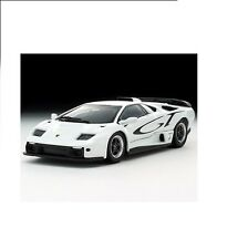 KYOSHO LAMBORGHINI DIABLO GT White 03215B, DieCaste Scale 1:43  GT Logo New