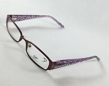 New CANDIE'S C EMMA Purple Women's Eyeglasses Frames 49-18-135