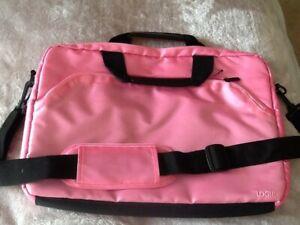 LOGIK Laptop Bag Pink