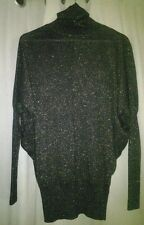 Pull laine col roulé Faith Connexion femme T 36 S Sweat Top wool Size 36 S women