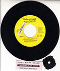"SWINGING BLUE JEANS Hippy Hippy Shake 7"" 45 record + juke box title strip RARE!"