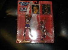 1997 STARTING LINEUP CLASSIC DOUBLE SHAQUILLE O'NEAL KAREEM ABDUL-JABBAR SEALED