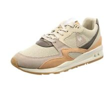 Le Coq Sportif R800 Nubuck Made in France Turtle Dove UK 6 BNWB RRP £170.00