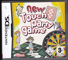 NEW TOUCH PARTY GAME - GIOCO PER NINTENDO DS