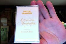 Orchestra Manhattan- Digital Broadway- new/sealed cassette tape