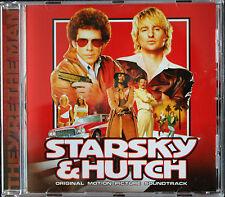 """BO DU FILM """"STARSKY ET HUCH""""   CD"""