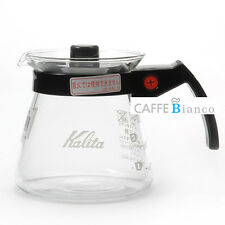 [Kalita] JAPAN Home Cafe Coffee POT Dripper Server 300ml for 101 drip