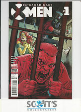 EXTRAORDINARY X-MEN ANNUAL  #1    NEW  (BAGGED & BOARDED)  FREEPOST