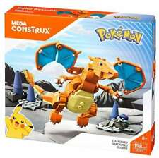 Lego Type Pokemon Charizard Mega Bloks, Mega Construx CHARIZARD [new +sealed]