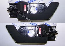 2001-2009 Hyundai Tiburon / Coupe / Tuscani OEM Door Inside Handle (Black) 2pcs