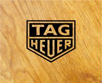 TAG HEUER Logo Aufkleber Sticker Motorsport Race Old School Tuning Uhr Rennsport