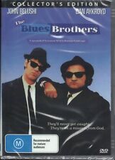 THE BLUES BROTHERS Collector's Edition DVD John Belushi NEW & SEALED Free Post