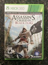 Assassin's Creed IV: Black Flag -- Limited Edition (Microsoft Xbox 360, 2013)