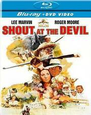 Shout at the Devil (Blu-ray/DVD, 2013, 2-Disc Set)