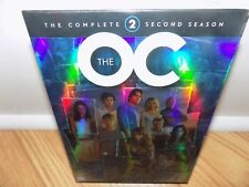 The O.C. - The Complete Second Season (DVD, 2005, 7-Disc Set) BRAND NEW