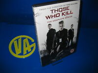 Pelicula EN DVD THOSE WHO KILL-The cmplete series-region 2 -edicion UK-dvd en In