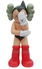 "Kaws Original Fake Astro Boy Mono Companion Medicom Toy Figure 14.5"" 37cm Red"