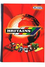 Britains 2005 cartel catálogo con todos los modelos de tractores & maquinaria famoso