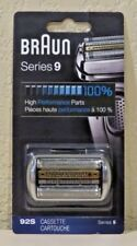 Braun - Replacement Foil Head for Series 9 Shavers 92S (Silver) FREE SHIPPING!