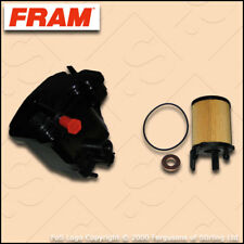 SERVICE KIT for MINI ONE CLUBMAN COOPER D R55 R56 FRAM OIL FUEL FILTER 2007-2010