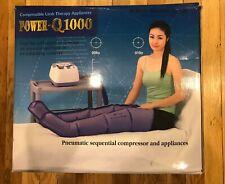 Wonjin Power Q1000 Air Circulation Pressure Massage Health Device Leg