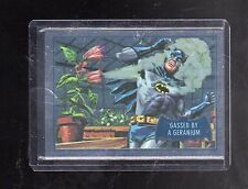 2016 Cryptozoic DC Justice league DC7-6 Batman Classic TV series Cryptomium card