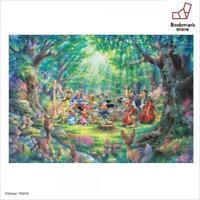 New Disney 1000 Piece Jigsaw Puzzle  Forest Philharmonic 51x73.5cm F/S Japan