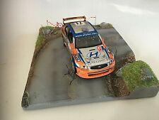 diecast 1/43 wrc Hyundai accent ev Beres rally MC04 altaya Ixo dirty gravel sale