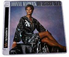 Dionne Warwick - Heartbreaker [New CD] Bonus Tracks