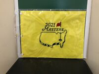 New 2021 Masters Tournament Golf Flag Embroidered Pin Flag Augusta National ⛳️🌷