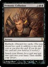 DEMONIC COLLUSION Time Spiral MTG Black Sorcery RARE