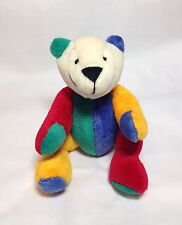 Vintage North American Bear Co Nabco Teddy Confetti Jointed Bear New 1995