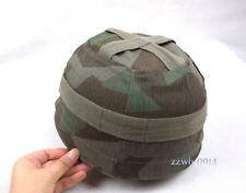 Replica Fallschirmjager Paratrooper M38 helmet Cover Splinter  Camo Color