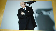 TOBY JONES HAND SIGNED 12X8 PHOTO AUTOGRAPH THE GIRL - ALFRED HITCHCOCK