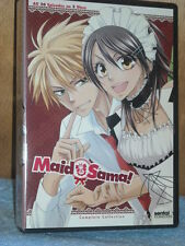 Maid Sama: Complete Collection (DVD, 2012, 5-Disc Set) anime