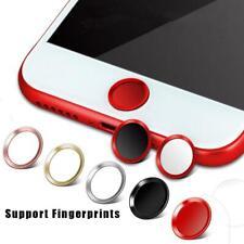 Touch ID Home Button Sticker Fingerprint Unlock iphone  7 6 6S Plus 5s 5 iPad