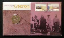 2013 20c PNC - Centenary of Canberra