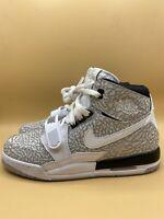 Nike Air Jordan Legacy 312 Basketball Shoe Youth 6.5 & Women's Size 8 Elephant