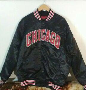 Glll sports by Carl banks Chicago bulls jacket XL