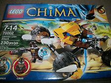 Lego Chima 70002 Lennox' Lion Attack 230 pcs Lennox Crug  min New sealed
