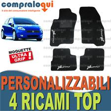 Tappeti Tappetini per auto Fiat Punto Evo 2009-2018 CACZA0302