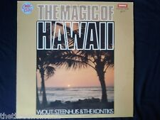 VINYL LP - THE MAGIC OF HAWAII - WOUT STEENHUS - WW2012