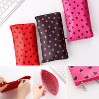 Handbag Card Holder Storage Bags Canvas Coin Purse Small Wallet Cosmetic Bag