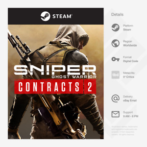Sniper Ghost Warrior Contracts 2 (PC) - Steam Key [GLOBAL]