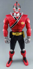 2011 Power Rangers Samurai Red Fire Ranger Morphin
