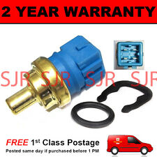 FOR AUDI A3 A4 A6 A8 TT SKODA OCTAVIA BLUE TYPE WATER TEMPERATURE COOLANT SWITCH
