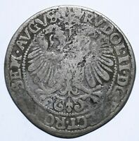 1601 Dutch Republic (Zwolle) Six 6 Stuivers – Rudolf II - Lot 675